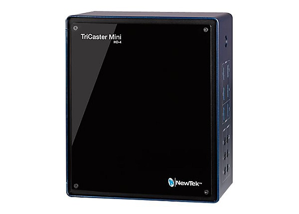 NewTek TriCaster Mini Advanced HD-4 - video production system