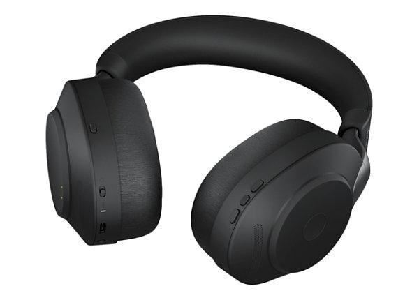 Jabra Evolve2 85-c UC Stereo Black