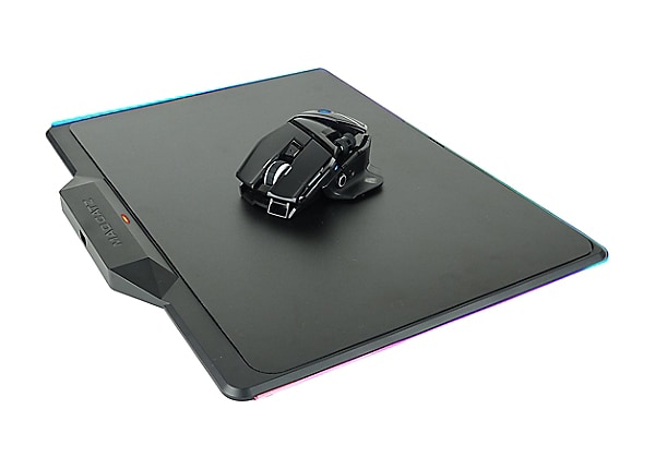 Mad Catz The Authentic R.A.T. Air - mouse - Bluetooth - black - with Activa