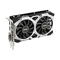 MSI GTX 1650 D6 VENTUS XS OC - graphics card - GF GTX 1650 - 4 GB