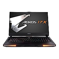 "AORUS 17X XB 8US2150MP - 17.3"" - Core i7 10875H - 16 GB RAM - 1 TB SSD"
