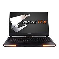 "AORUS 17X YB 8US2450MP - 17.3"" - Core i7 10875H - 32 GB RAM - 1 TB SSD"