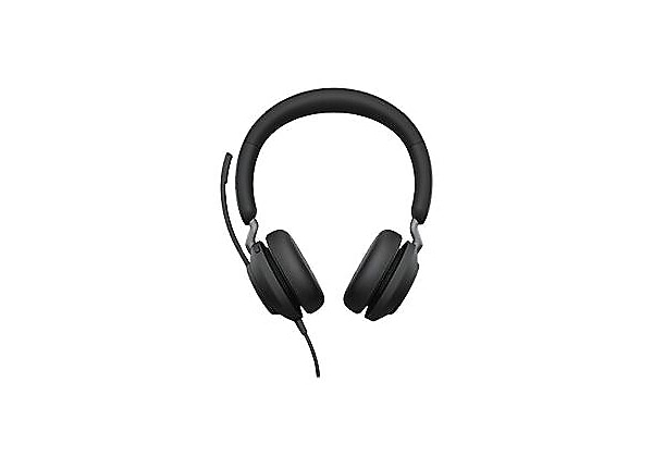 Jabra Evolve2 40 MS Stereo - headset