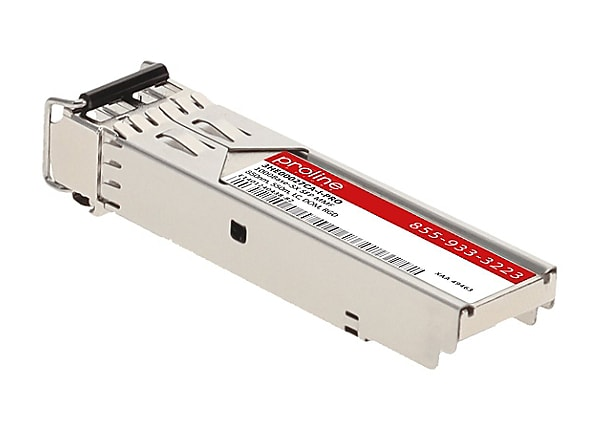 Proline - SFP (mini-GBIC) transceiver module - GigE - TAA Compliant