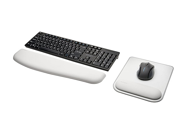 Kensington ErgoSoft Wrist Rest for Standard Mouse - mouse pad with wrist pi