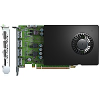 Matrox D-Series D1450 - graphics card - 4 GB