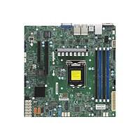 SUPERMICRO X11SCH-LN4F - motherboard - micro ATX - LGA1151 Socket - C246