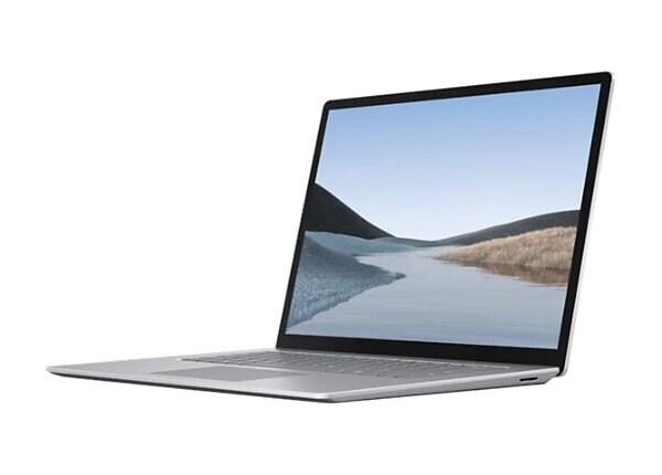 Portable Microsoft Surface 3 – 15po – Core i5 1035G7 – mémoire vive 16Go – disque SSD 256Go