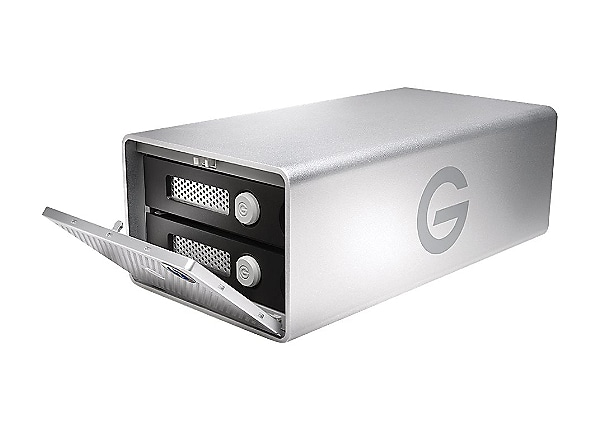 G-Technology G-RAID with Thunderbolt 3 GRARTH3NB200002BDB - hard drive arra