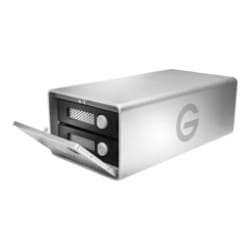 G-Technology G-RAID with Thunderbolt 3 GRARTH3NB80002BDB - hard drive array