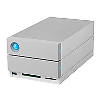 LaCie 2big Dock Thunderbolt 3 - baie de disques