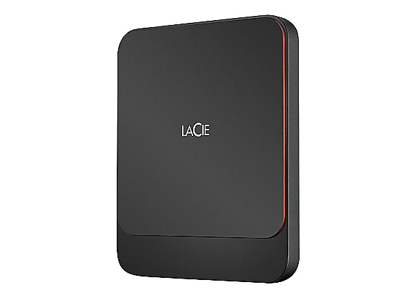 LaCie Portable SSD STHK500800 - solid state drive - 500 GB - USB 3.1 Gen 2