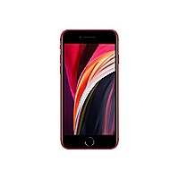 Apple iPhone SE (2nd generation) - (PRODUCT) RED - red - 4G - 64 GB - CDMA