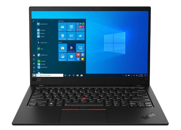 "Lenovo ThinkPad X1 Carbon Gen 8 - 14"" - Core i7 10610U - vPro - 16 GB RAM -"