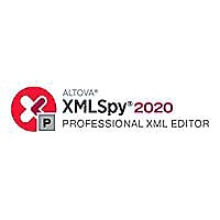 Altova XMLSpy 2020 Professional Edition - version upgrade license - 5 named