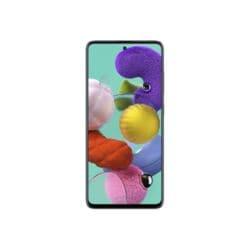 Samsung Galaxy A51 - Prism crush black - 4G - 128 GB - CDMA / GSM - smartph