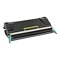 Clover Imaging Group - yellow - compatible - remanufactured - toner cartrid