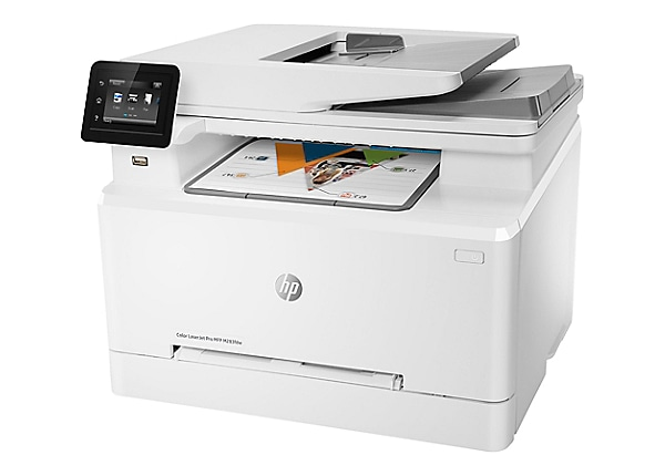 HP Color LaserJet Pro MFP M283fdw - imprimante multifonctions - couleur