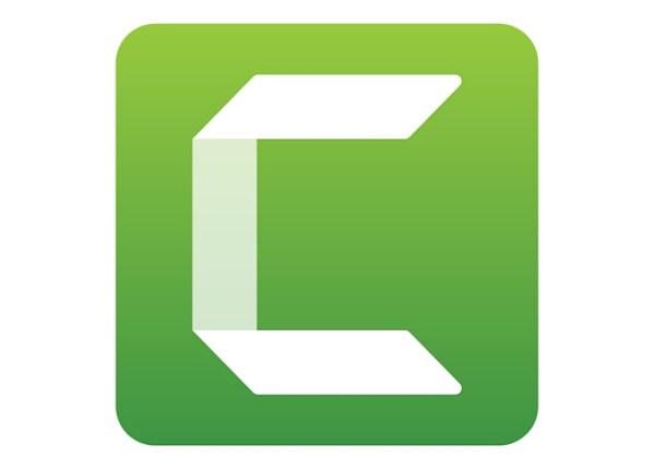 Camtasia 2020 - Single User License + 1 an de maintenance - 1 utilisateur