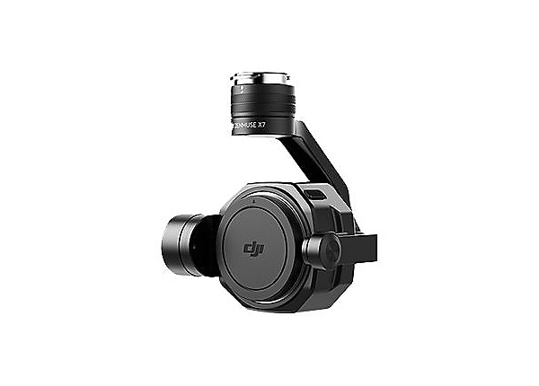 DJI Zenmuse X7 - aerial camera - body only
