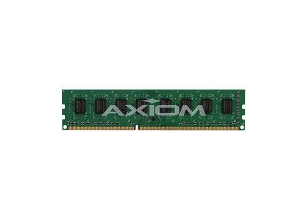 Axiom AX - DDR3 - module - 4 GB - DIMM 240-pin - unbuffered
