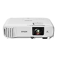 Epson PowerLite 119W - 3LCD projector - portable - LAN