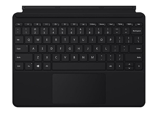 Microsoft Surface Go Type Cover - keyboard - with trackpad, accelerometer -