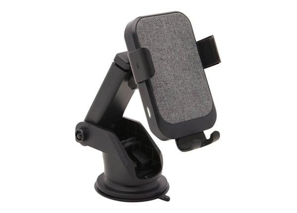 Tripp Lite Wireless Car Charger - 15W, USB-C, Qi Compliant, Apple/Samsung,