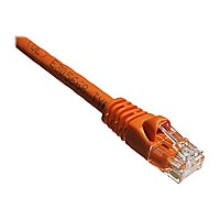 Axiom patch cable - 1 ft - orange