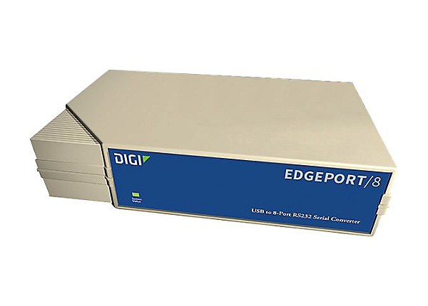 Digi Edgeport 8 - serial adapter