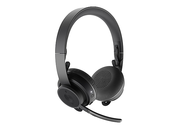 Logitech Zone Wireless Bluetooth Headset for Microsoft Teams - headset