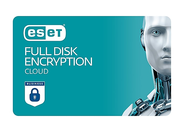 ESET Full Disk Encryption Cloud - subscription license (1 year) - 1 device