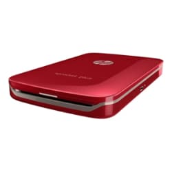 HP Sprocket Plus - printer - color - zink - with HP ZINK Sticky-Backed Phot