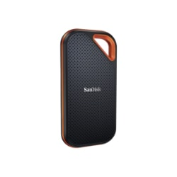 SanDisk Extreme PRO - solid state drive - 2 TB - USB 3.1 Gen 2
