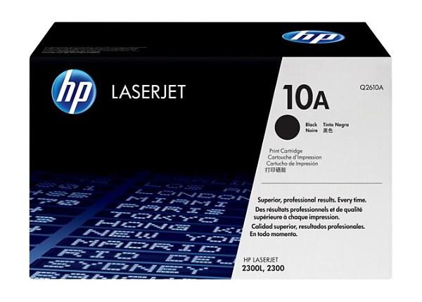 HP LaserJet 10A Black Toner Cartridge