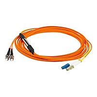 AddOn 2m LC to ST OM1 & OS1 Mode Conditioning Cable - mode conditioning cab