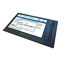 Topaz GemView 10 Touch Tablet Display - signature terminal - USB