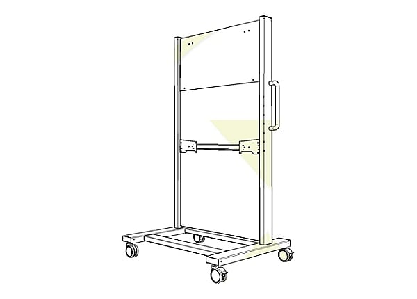 Spectrum BalanceBox 650 Mobile Stand For use with BalanceBox 650