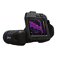FLIR T840 - thermal and visual light camera combo 17mm (24°) IR lens