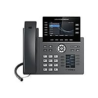 Grandstream GRP2616 - VoIP phone with caller ID/call waiting - 3-way call c