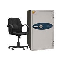Perm-A-Store Turtle Data Commander 4621 - media storage cabinet
