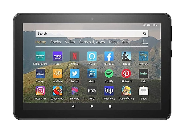 Amazon Fire HD 8 - 10th Generation - tablet - Fire OS 7 - 32 GB - 8""
