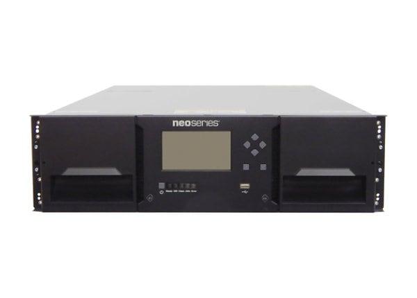 Overland Tandberg NEOxl 40 - tape library - LTO Ultrium - SAS-2