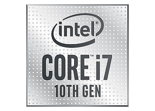 Intel Core i7 10710U / 1.1 GHz processor (mobile)
