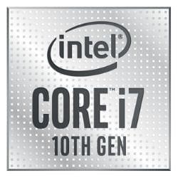 Intel Core i7 10710U / 1.1 GHz processor (mobile)