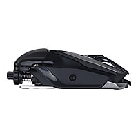Mad Catz The Authentic R.A.T. 6+ - mouse - USB - black