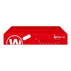 WatchGuard Firebox T40 - security appliance - with 1 year Total Security Su