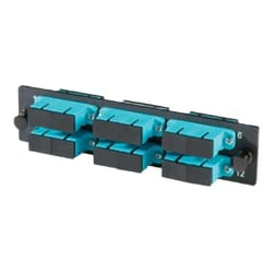 Ortronics OptiMo Adapter Panel - patch panel