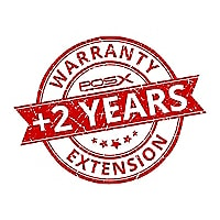 POS-X Extended Service extended service agreement (extension) - 2 years - c