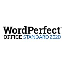 WordPerfect Office 2020 Standard - license - 1 seat